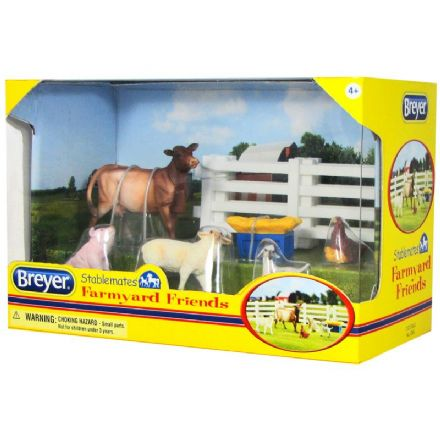 Breyer Farmyard Friends Stablemates